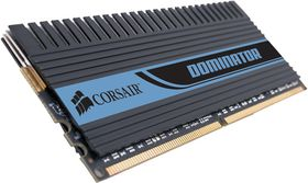 CORSAIR 4GB (KIT) DDR3 1600MHz/ CL8/ XMS3 DOMINATOR with DHX+ - Core I7, Core i5 and Core 2 (CMD4GX3M2A1600C8)