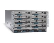 CISCO UCS 5108 BLADE SERVER CHASSIS/0 PSU/8 FANS/0 FABRIC EXTENDER (N20-C6508-UPG)