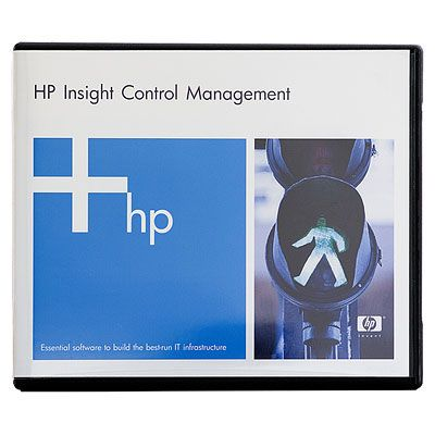 Insight Control including 1yr 24x7 Support ProLiant ML/ DL/ BL-bundle Tracking License