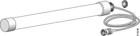 MULTI-BAND OUTDOOR OMNI-DIRECTIONAL ANTENNA MAST/WALL
