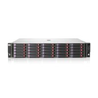 Hewlett Packard Enterprise D2700 w/10 1TB 6G SAS 7.2K SFF Dual port MDL HDD 10TB Bundle (QK770A)