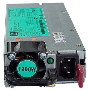 Hewlett Packard Enterprise 1200W Common Slot High Efficiency Power Supply Kit (578322-B21)