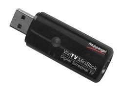 HAUPPAUGE WinTV - Ministick HD - Digital (WinTV-Ministick-HD)