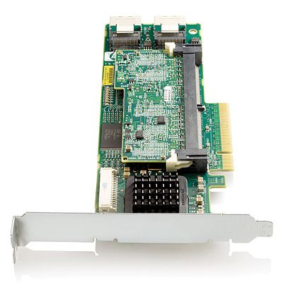 Smart Array P410/256 2-porters intern PCIe x8 SAS-kontroller