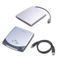 Extern USB FDD For Travelmate 610/620 Series
