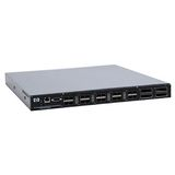Hewlett Packard Enterprise SN6000 Stackable 8Gb 24-port Dual Power Fibre Channel Switch
