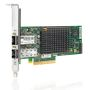 Hewlett Packard Enterprise NC550SFP 10 Gb PCIe x8 Ethernet-adapter med 2 porte