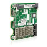 Hewlett Packard Enterprise Smart Array P711m/1G 6 GB FBWC 4-portars ext mezzanine SAS-kontroller
