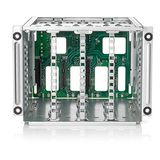 Hewlett Packard Enterprise SL230 Small Form Factor (SFF) Quick Release Hard Drive Cage Kit