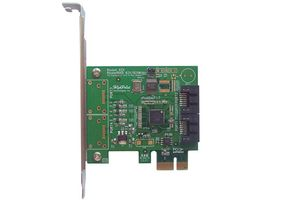HIGHPOINT Rocket 620 2-channel PCI-E 2.0X1 to SATA III contr. (R620)