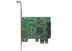 HIGHPOINT Rocket 620 2-channel PCI-E 2.0X1 to SATA III contr.