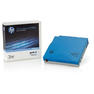 Hewlett Packard Enterprise LTO-5 Ultrium 3TB WORM