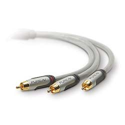 BELKIN SILVER SERIES PUREAV COMPONENT VIDEO CABLE 2.4M IN