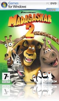 Madagaskar 2 - PC Format: PC