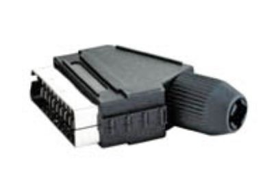 1MAG SCART- plugg  Han (SCART-ST)