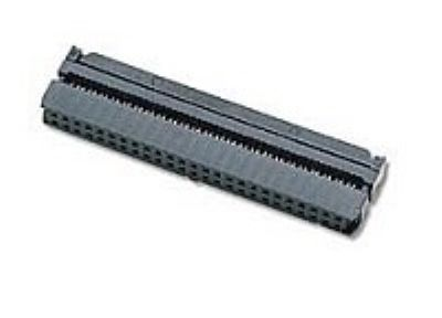 1MAG SCSI-3  68pin  IDC Plugg  Han  for Flatkabel (S3-F)