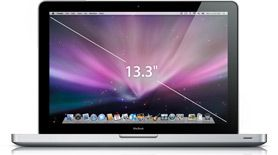 MacBook 13-inch 2.0GHz Intel Core 2 2GB/ 160GB/ GeForce 9400M/SD