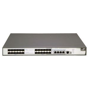 Hewlett Packard Enterprise E5500-24G-PoE Switch