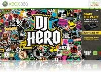 Xbox 360 Game DJ Hero Bundle Music TBC