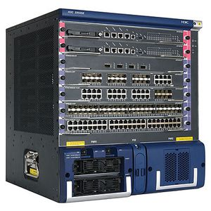 Hewlett Packard Enterprise 9505 Switch Chassis