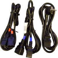 EATON cable set 10A for HotSwap MBP for USVen without 16A data links