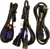 EATON 10A FR/DIN power cords for HotSwap MBP (68439)