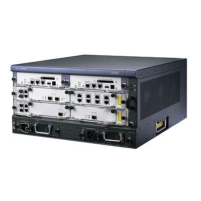 6604 Router Chassis