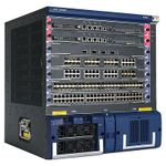 Hewlett Packard Enterprise 9512 Switch Chassis