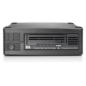 Hewlett Packard Enterprise StoreEver LTO-5 Ultrium 3000 SAS External Tape Drive (EH958B)