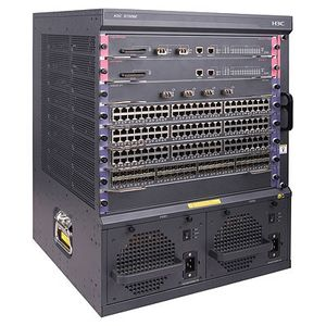 Hewlett Packard Enterprise 7506 Switch Chassis