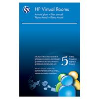 Virtual Rooms (up to 5 people in one meeting) License