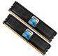 OCZ DDR3 1600MHZ 4GB KIT OF 2 2X2048MB INTEL XMP MEM