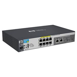 Hewlett Packard Enterprise 2615-8-PoE Switch