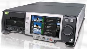 T2 iDDR DISC RECORDER