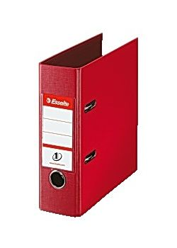 Binder LAF No1 Power PP A5/75mm red