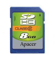 APACER SDHC Secure Digital High