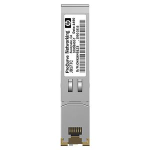 Hewlett Packard Enterprise X120 1G SFP RJ45