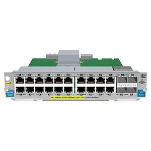 Hewlett Packard Enterprise 20-port Gig-T / 2-port SFP+