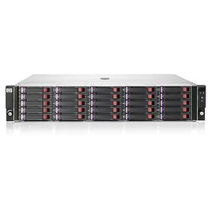 Hewlett Packard Enterprise D2700 w/25 600GB 6G