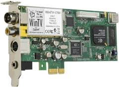 WinTV-HVR-1700HD DVBt|Analog|PCIe OEM