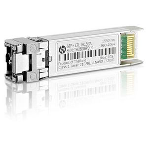 Hewlett Packard Enterprise X132 10G SFP+ LC ER Transceiver (J9153A)