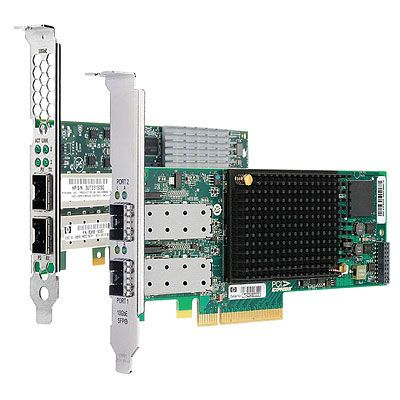 CN1000Q Dual Port Converged Network Adapter