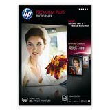HP Premium Plus medelglättat fotopapper 20 ark/ A4/ 210 x 297 mm