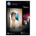 HP Premium Plus glättat fotopapper 20 ark/ A3/ 297 x 420 mm