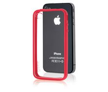 iPhone 4S Icebox Edge Red