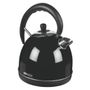 OBH NORDICA Dome Kettle Vannkoker 2200W, 1,8 l, skjult element, Piano black