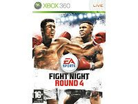 Xbox 360 Game Fight Night Round 4 16+