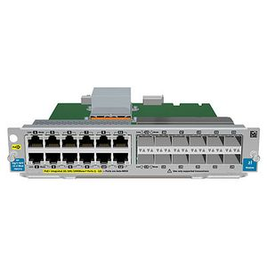 Hewlett Packard Enterprise 12-port Gig-T / 12-port SFP