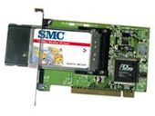 SMC SMC2602W Wireless Adapter 11Mbps PCI, 32bit, IEEE802.11b kompatibel