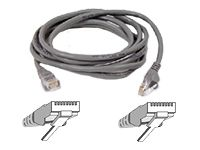 CAT 5 PATCH CABLE 30M MOULDED SNAGLESS GREY NS